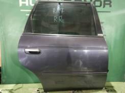 Дверь задняя правая Honda Odyssey Absolute 2003 краска RP36P