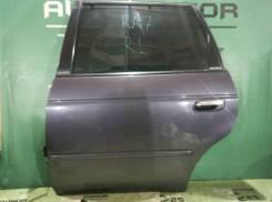 Дверь задняя левая Honda Odyssey Absolute 2003 краска RP36P