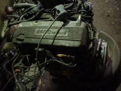 Nissan Terrano Ford Maverick 2 1995 двигатель ка24 в сборе