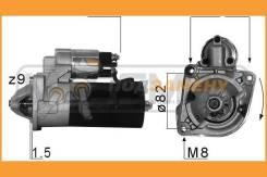 Стартер Peugeot Boxer 02- ERA / 220679 220679
