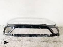 Бампер передний Volkswagen Touareg (2014 - 2018) оригинал