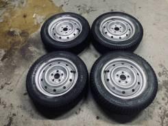 Комплект колес на штанповках Amtel NordMaster 175/65/14