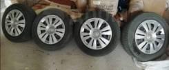 Комплект колёс 195 65 15
