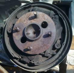 Колодки задние литайс грузовичек 2вд с механизмом ручн тормоза 04495-27041