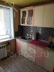 1-комнатная, улица Карбышева 18. БАМ, агентство, 36,0кв.м. Кухня