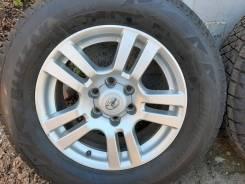 Колеса R18 Prado 150 265/60R18 Bridgestone Blizzak DM-V2