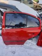 Дверь Skoda Octavia A4 Tour 1996-2010 Лифтбэк задняя левая