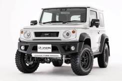 Укороченный передний бампер Jaos для Suzuki Jimny
