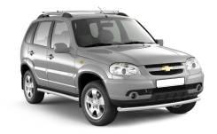 Рейлинги. Chevrolet Niva, 21236 Лада Нива 2020 г. Z18XE, BAZ2123