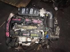 Двигатель Peugeot Citroen NFU TU5JP4 1.6 литра с АКПП