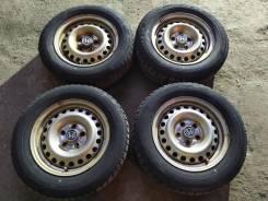 Колеса в сборе Bridgestone Revo GZ 195/65 R15