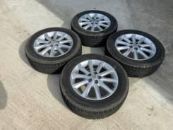 "Японские колёса б. п. от Lexus CT 205/60R16. 6.0x16"" 5x100.00 ET45"