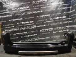 Бампер задний Honda CR-V RD7