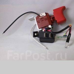 Выключатель для шуруповерта Metabo PowerMaxx (343410350)