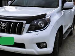 Фары Toyota LC Prado 150/2009-2013 с ДХО динамическим режимом поворота