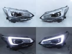 Фара левая + правая Subaru XV, Impreza (GT) Рестайлинг, 100-6041T, 7C