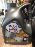 Mobil Super. 5W-40, синтетическое, 4,00л.