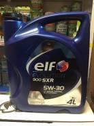Elf Evolution. 5W-30, синтетическое, 4,00л.
