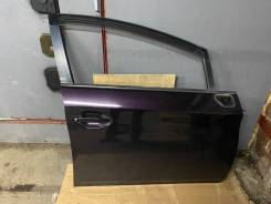 Дверь передняя правая Toyota Prius ZVW30(покраски не требует)цвет 3R9