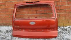 Крышка Дверь багажника Kia Soul 2 Киа Соул 2 2014
