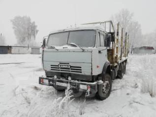 КамАЗ 53229. Продам КамАЗ лесовоз-сортиментовоз, 14 860куб. см., 20 000кг., 6x4