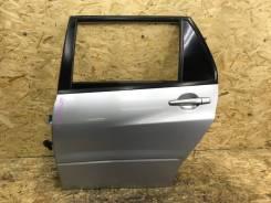 Дверь задняя левая Mitsubishi Evolution CT9A CT9W 00-02