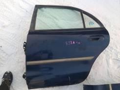 Дверь задняя левая на Mitsubishi Galant E52A