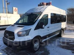 Ford Transit. Продаётся Новый Автобус Турист в Хабаровске, 17 мест, В кредит, лизинг