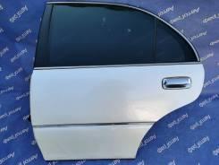 Дверь задняя левая Toyota Crown Majesta JZS171. UZS171
