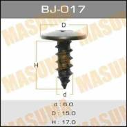 Саморез Masuma 6x17мм, цена за 1 шт 1/10, шт
