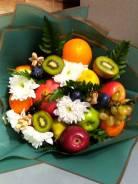 Букеты из фруктов. Под заказ