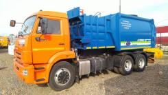 КамАЗ 65115. МК 4552-08 (Камаз 65115) мусоровоз с боковой загрузкой кузов 21м3, 11 762куб. см. Под заказ