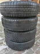 Bridgestone Dueler H/L. всесезонные, 2010 год, б/у, износ 30%