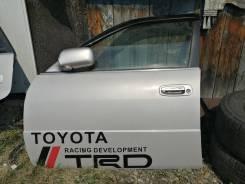 Дверь левая передняя на Toyota Sprinter.