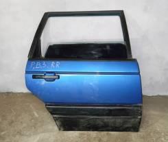 Дверь задняя правая VW Passat B3 универсал
