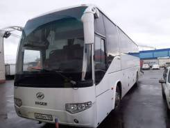 Higer KLQ6129Q. Higer KLQ 6129Q, 49 мест автобус б/у (2018 г., 70000 км. ), 49 мест, В кредит, лизинг