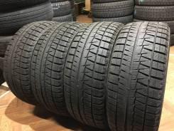 Bridgestone Ice Partner 2. зимние, без шипов, 2019 год, б/у, износ до 5%