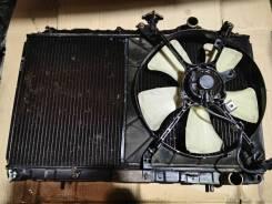 Радиатор охлаждения Mitsubishi Galant 4G63 Латунный