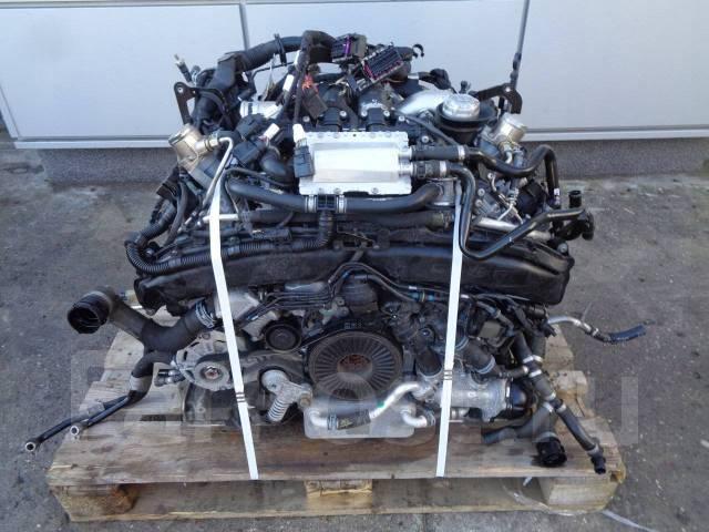 Двигатель Бентли Континенталь 4.0 CYC комплектный