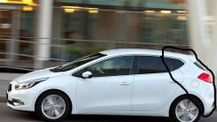 Kia Ceed 2012-2015 год хетчбек крыло заднее левое оригинал новое