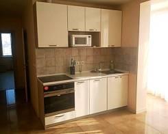 2-комнатная, проспект Красного Знамени 114а. Третья рабочая, частное лицо, 50,8кв.м. Кухня