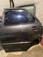 Дверь левая задняя 1С6 Toyota Harrier 10-15, Lexus RX 300 (№112)