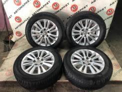 Комплект колес на Crown AWS210