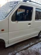 Дверь боковая передняя левая suzuki wagon r wide mb61s в Хабаровске