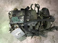 ДВС с КПП, Toyota 2NZ-FE - AT U441E-02A FF NCP70 коса+комп