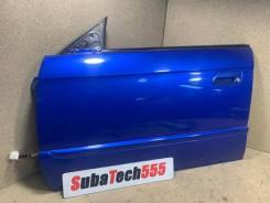 Дверь передняя левая со стеклом #1036 [SubaTech555] Subaru Legacy BH5
