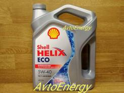 Shell. 5W-40, синтетическое, 4,00л.