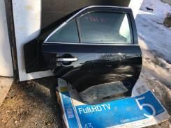 Дверь задняя правая Toyota Camry V50 цвет 218