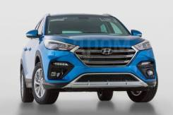 Передний тюнинг бампер Sport Hyundai Tucson TL 2015+