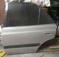 Дверь боковая левая задняя в сборе 1C0 1997 г. в L